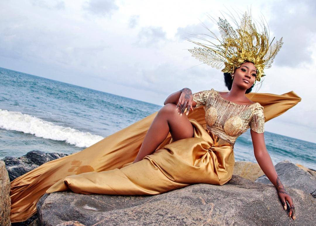 Cameroonian actress Ndem Nora stuns in Birthday photoshoot