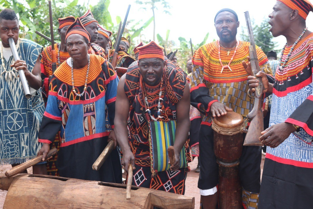 The 'TUGH' Traditional & Cultural Wear Of Graffi People