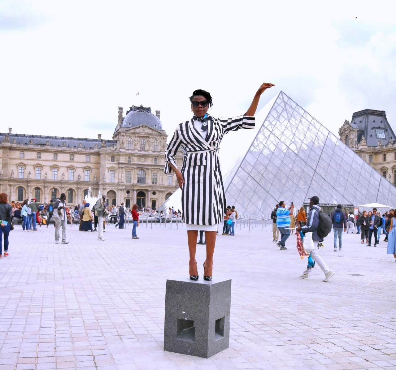 TOP CAMEROON STYLE BLOGGER