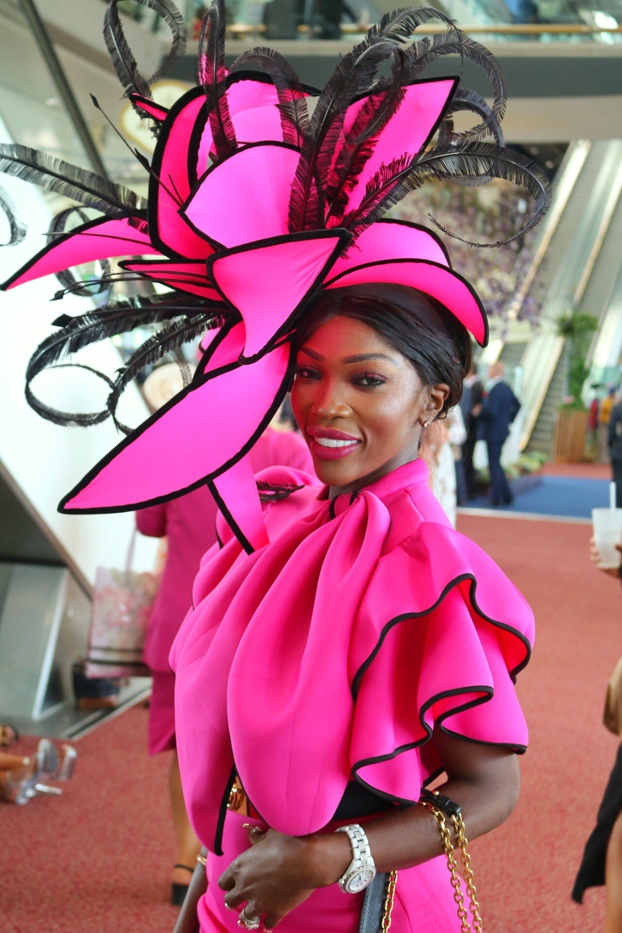 Royal Ascot 2019 Statement Hats and Fascinators