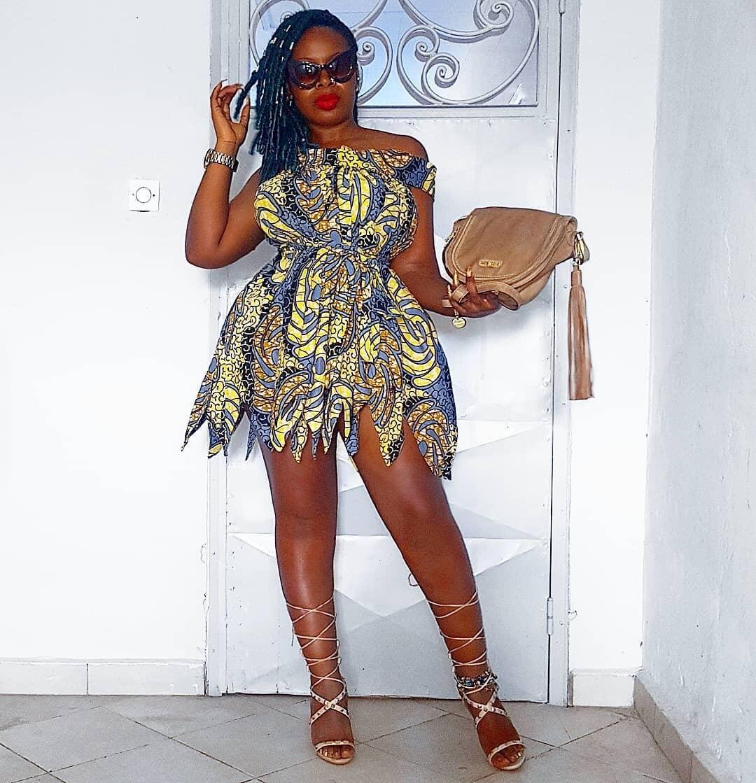 Anyi Asonganyi Summer Dresses