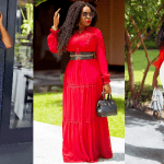 Anyi Asonganyi Of OZI HAIR And Beauty In 5 Summer Stylish Outfits