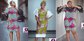 BISI COURAGE NGWA 2019 look book