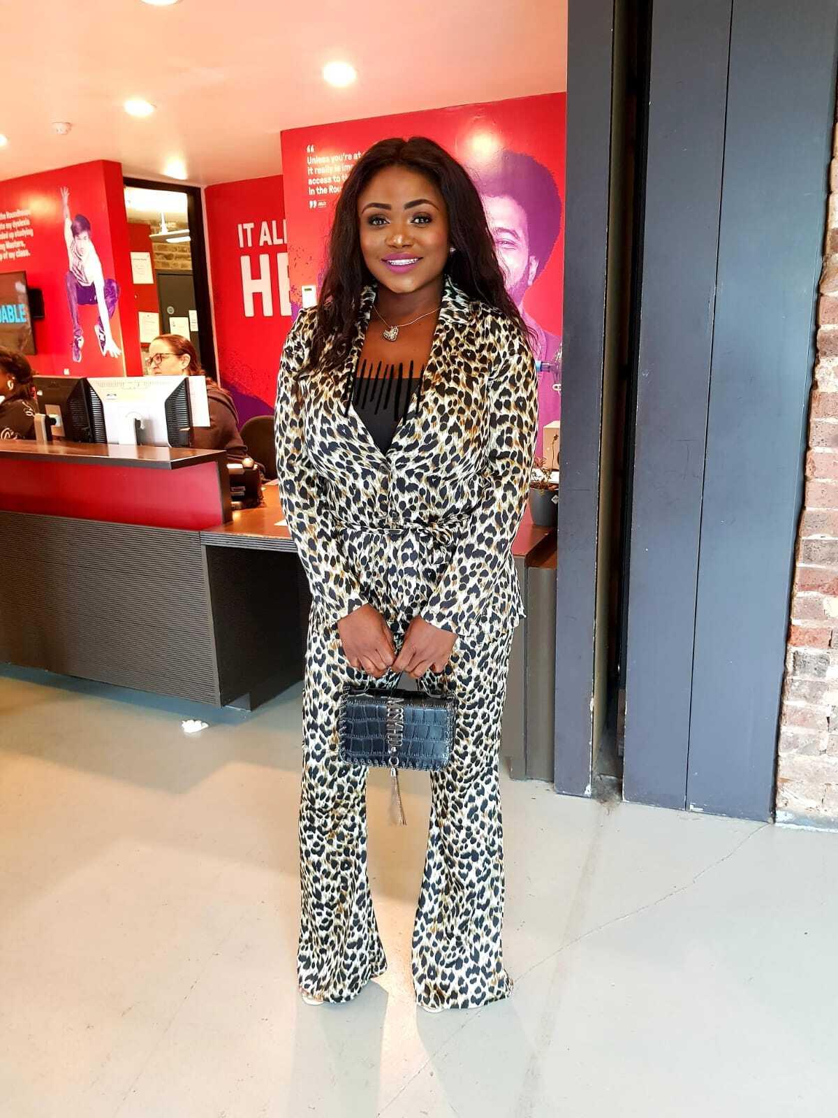 Cameroonian Matchmaker Delphine Singah Philip