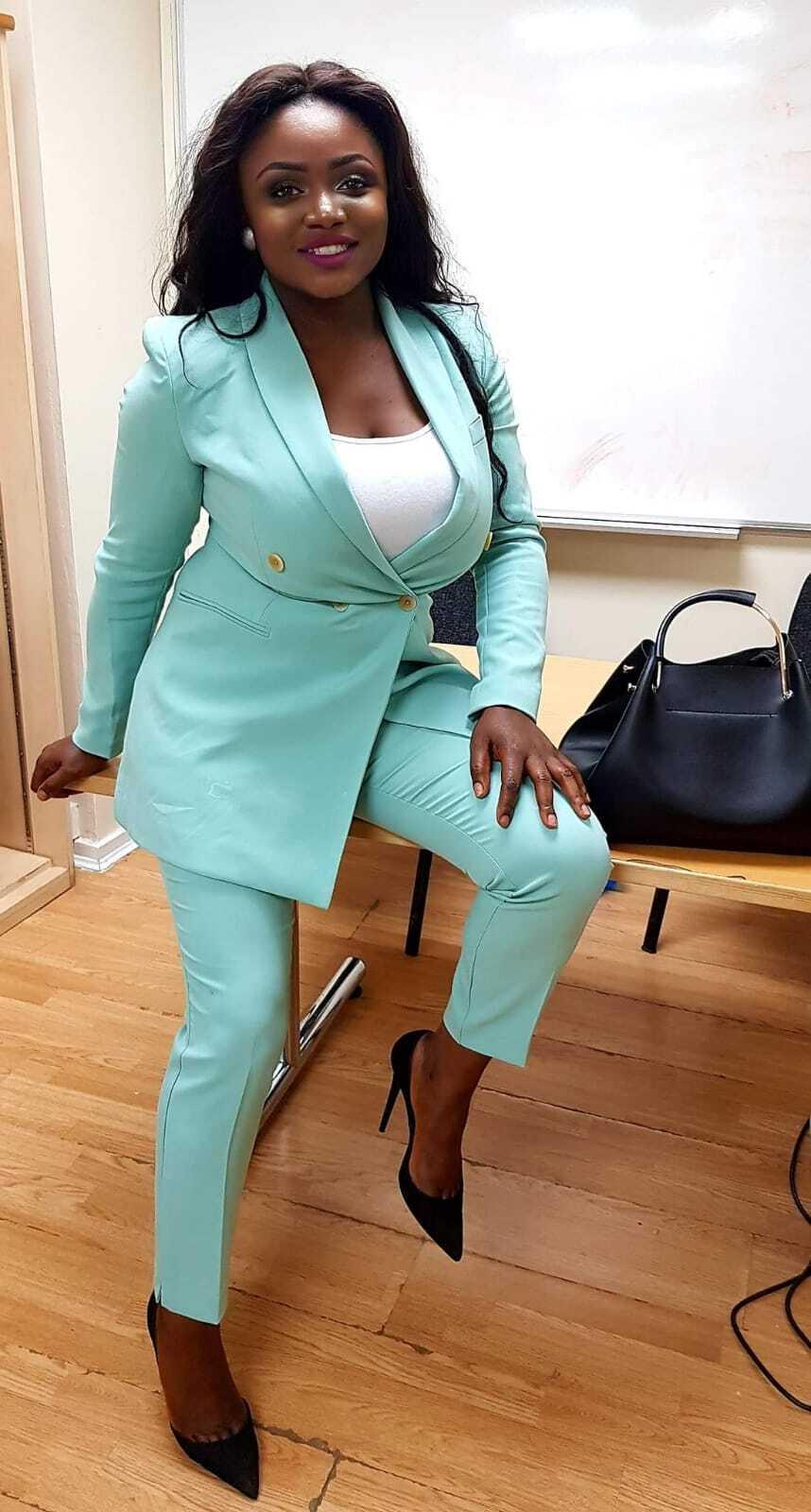 Cameroonian Matchmaker Delphine Singah PhilipS