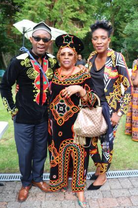 Best Toghu Print Style Cameroon