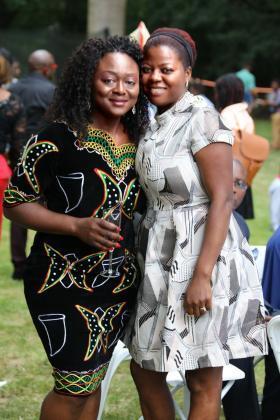Toghu Cameroon cultural regalia