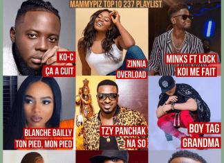 Top10 Cameroon Music Stars 2019