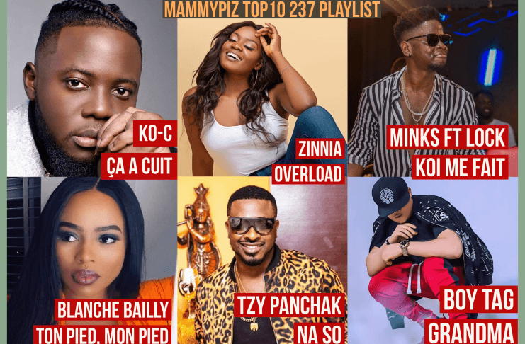 Top10 Cameroon Music Stars 2019