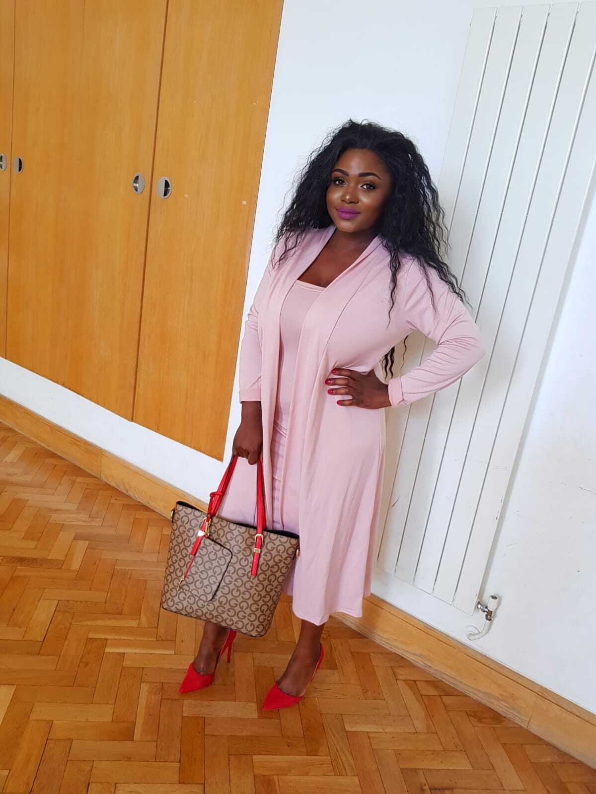 Top Cameroon female celebrities Delly Singah Philips