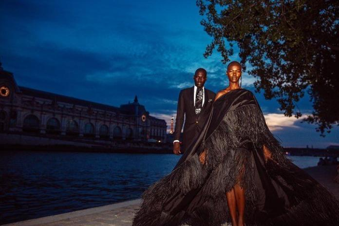 Cameroonian Designer Imane Ayissi