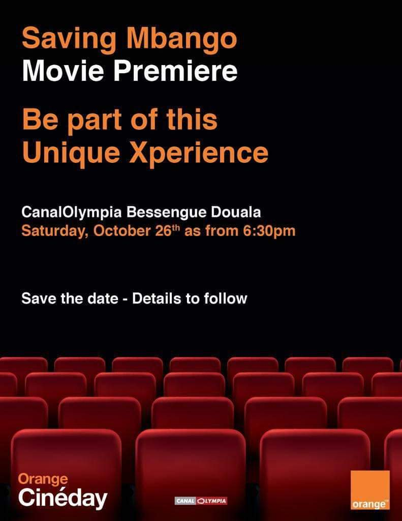 Saving Mbango Movie Premiere