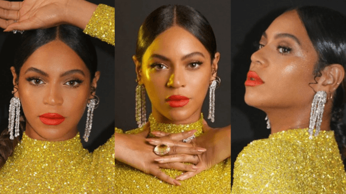 Beyoncé Knowles Carter Attends Opening of Tyler Perry Studios