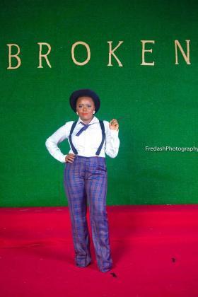 Cameroon movie premiere