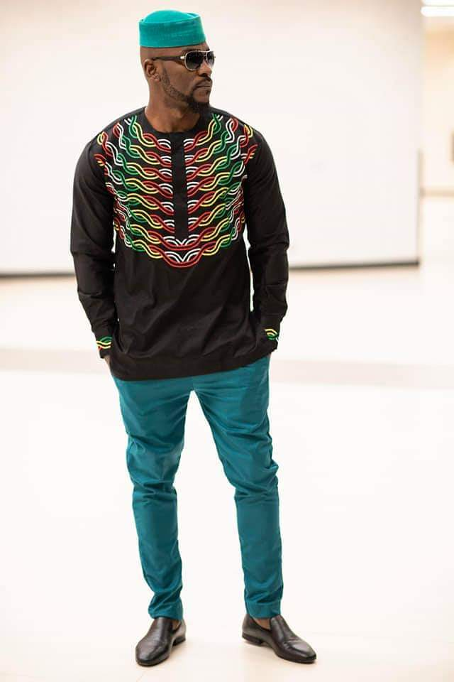 Creative Director AfricStyle Fashion