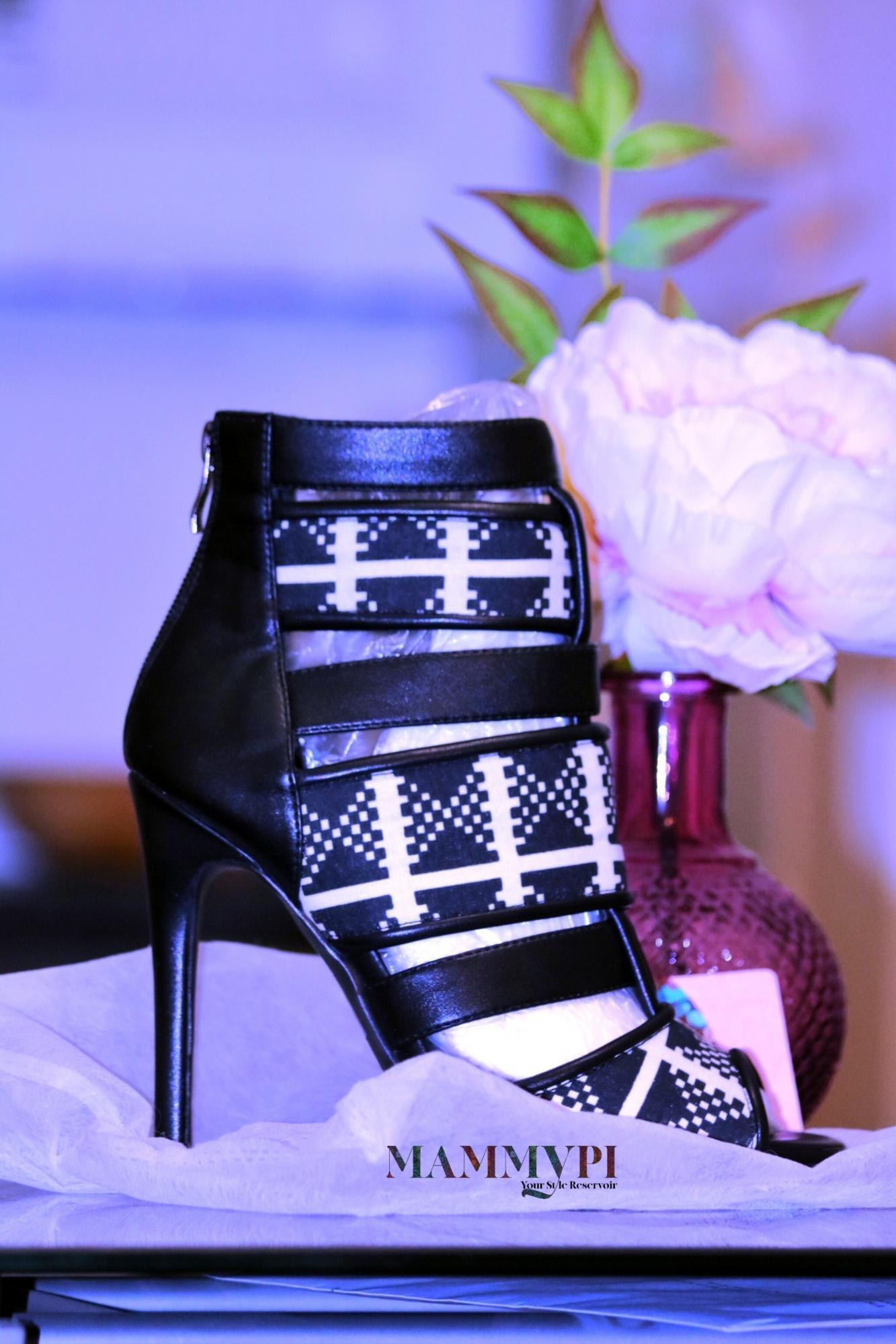 Ankara Inspired Shoes