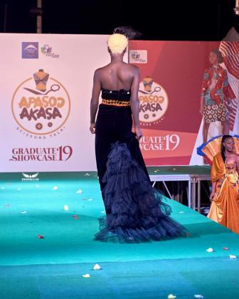 Bluecrest Fashion Gradutes Sulet Nkafu From Cameroon Mammypi Com