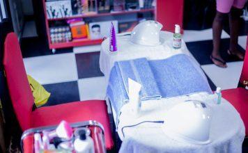 Niki Heat Beauty Salon Studio_Nail Art
