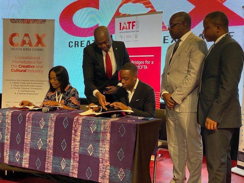 Creative Africa Exchange CAX WKND 2020