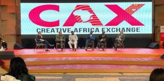 Creative Africa Exchange CAX WKND 2020