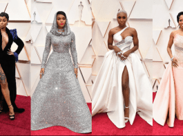Oscars Red Carpet 2020