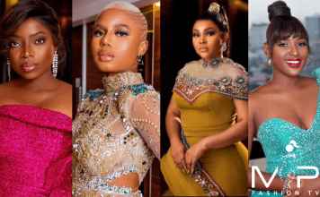 Best #AMVCA7 Beauty Looks