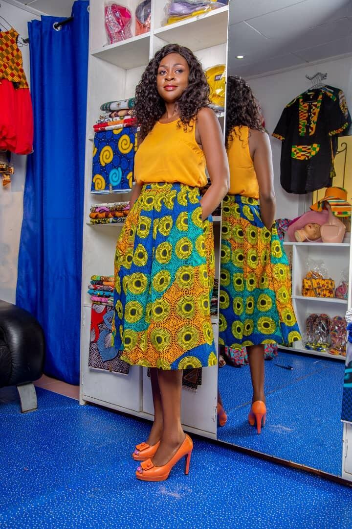 Amore's Ankara Boutique