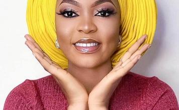 Yellow Gele Headwrap