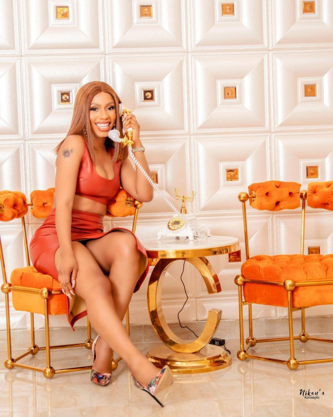 Mercy Eke Big Brother Naija Winner Rocks The Most Stylish Red Outfits Ever